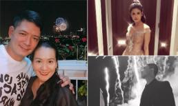Sau tất cả, vợ chồng Bình Minh cùng đón năm mới, Tim - Trương Quỳnh Anh 'mỗi người một ngả'