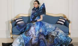 Á hậu Ngọc Quỳnh lộng lẫy hóa thân thành Nữ hoàng đại dương