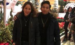 Phan Hiển xác nhận bà xã Khánh Thi đang mang thai ba tháng