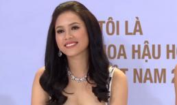 Á hậu Hoàng My bị nghi không được ngồi ghế giám khảo do phát ngôn trên Facebook, BTC nói gì?