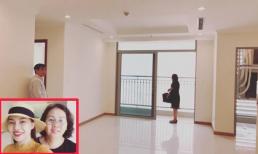 Đầu năm 2018, Giang Hồng Ngọc dẫn bố mẹ đi nhận căn hộ mới