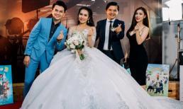 Dàn sao nô nức dự tiệc cưới của đạo diễn 'Bệnh viện ma' Võ Thanh Hoà