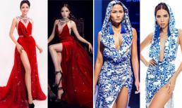 Mặc đụng hàng loạt sao Việt, Tân Hoa hậu Hoàn vũ H'Hen Niê liệu có bị 'lép vế'?