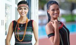 Người đẹp Ê Đê cùng tên với Tân Hoa hậu Hoàn vũ: 'Dành cả thanh xuân' để thi nhan sắc nhưng đều 'trắng tay'
