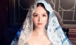 Nữ diễn viên Đan Lê xinh đẹp như công chúa