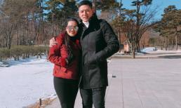 Vợ chồng Bình Minh - Anh Thơ tình cảm dưới trời giá lạnh