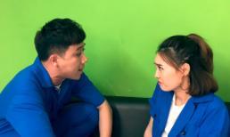 Trấn Thành mắng Lan Ngọc té tát trong clip parody 'Người lạ ơi'