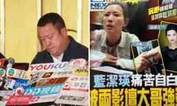 Sao gạo cội Tăng Chí Vỹ tổ chức họp báo sau cáo buộc xâm hại 'Ngọc nữ tâm thần' Lam Khiết Anh