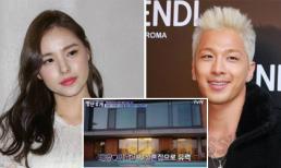 Taeyang (Big Bang) mua nhà mới trị giá 90 tỷ đồng chuẩn bị cho đám cưới cùng Min Hyo Rin?