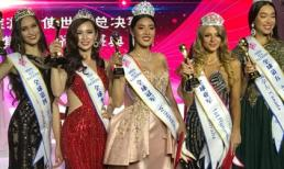 Đại diện Việt Nam - Thanh Trang đăng quang Á hậu 2 tại Hoa hậu các quốc gia 2017