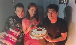 Lâm Vinh Hải đón sinh nhật bên Linh Chi và tiết lộ mối quan hệ hiện tại của hai người