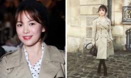 Song Hye Kyo tỏa sáng tại show Dior nhờ phong cách thanh lịch nhưng không kém phần sành điệu