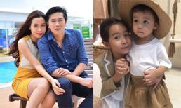 Vợ chồng Hương Giang - Hồ Hoài Anh lần đầu khoe cận mặt con gái thứ hai