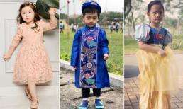 Nhóc tỳ nhà sao Việt sành điệu nhất tuần qua (P89)