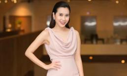 Lưu Hương Giang diện váy đính kết gợi cảm khoe vóc dáng sau khi giảm hơn 20kg