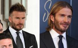 David Beckham 'xuống tóc' điển trai ngời ngời thế này, chị em nào chẳng bấn loạn
