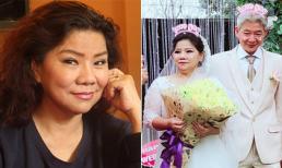 NSND Thanh Hoa và chồng hạnh phúc tổ chức đám cưới bạc