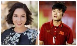 Không chỉ chia sẻ clip Xuân Trường U23 Việt Nam hát ngẫu hứng, diva Mỹ Linh còn nhận xét thế này