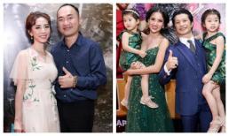 Tiến Luật tình cảm không rời Thu Trang nửa bước, Dustin Nguyễn lần đầu dẫn hai con gái đi ra mắt phim