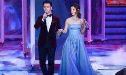 Lâm Tâm Như hóa 'công chúa' tay trong tay với 'soái ca' Huỳnh Hiểu Minh