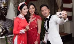 Phan Anh bất ngờ với nhan sắc ngoài đời của Hoa hậu Trái đất 2017 Karen Ibasco