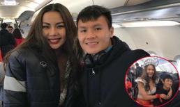 Lại Thanh Hương được hãng hàng không xin lỗi sau ồn ào mặc bikini đón đội tuyển U23 Việt Nam