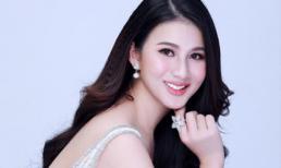 Á hậu sắc đẹp Việt toàn cầu Thái Mỹ Linh khoe vẻ đẹp hút hồn