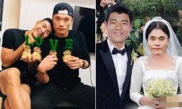 Đức Chinh tựa vai Bùi Tiến Dũng thu hút hơn 340 nghìn lượt like, ảnh chế của cặp đôi cũng 'hot' không kém