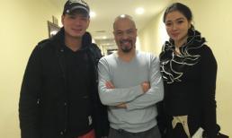 Lâu lắm rồi, Hoa hậu Nguyễn Thị Huyền mới lại xuất hiện trong một chương trình giải trí
