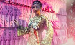 Nguyễn Thị Loan uy quyền trong bộ ảnh mới