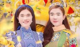 Cười nghiêng ngả với bộ ảnh các U23 Việt Nam hóa thành thiếu nữ