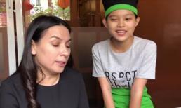 Con gái nuôi Phi Nhung gây xôn xao vì vừa xinh xắn, vừa hát hay