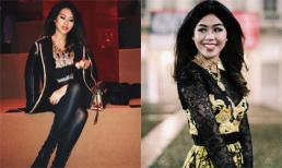 Em chồng Tăng Thanh Hà - Thảo Tiên lại 'đánh chiếm' ghế đầu loạt show lớn tại Milan Fashion Week