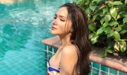 Hương Giang idol 'bốc lửa' khi diện đồ bơi