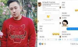 Trung Quân Idol lên tiếng khi bị chê kém sang vì vẫy tay 'thả thính' dạo