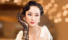 Đã qua thời diện đồ bó sát khoe vòng ba, Angela Phương Trinh theo phong cách cổ điển vẫn là tâm điểm đấy thôi