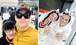 Tin sao Việt 8/3/2018: Trương Nam Thành công khai bạn gái mới, Đông Nhi mặc đồ đôi tình cảm bên ông Cao Thắng