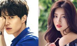 Bỏ Lee Min Ho, Suzy xác nhận đang hẹn hò Lee Dong Wook
