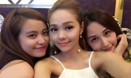 Đây là hai cô bạn độc thân xinh đẹp, giàu có và đẳng cấp của Hoàng Thùy Linh
