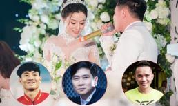 Hồ Hoài Anh, Tú Dưa, Bùi Tiến Dũng 'dặn dò' hot girl The Voice Huyền Dung sau ngày cưới