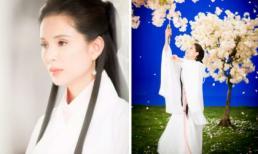 23 năm trôi qua, Lý Nhược Đồng gây bất ngờ khi tái hiện hình ảnh 'Tiểu Long Nữ'