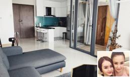 Không gian sang trọng trong căn hộ mới của em gái Angela Phương Trinh