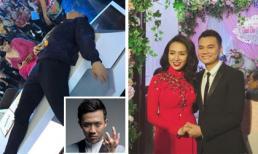 Tin sao Việt 12/3/2018: Trấn Thành bị Ngô Kiến Huy 'dìm hàng' lúc ngủ, vợ Khắc Việt nhắn nhủ chồng sau đám hỏi