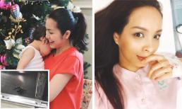 Tin sao Việt 13/3/2018: Tăng Thanh Hà hốt hoảng vì trò nghịch ngợm của con trai, hình ảnh đầu tiên của Thúy Hạnh sau khi mổ thành công