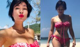 Mặc bikini khoe vóc dáng mỡ màng, Uyên Linh khiến Hồng Nhung cũng phải thốt lên 'quá ngon'