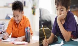 Đừng ép trẻ làm bài tập ngay khi vừa đi học về, hãy dành 3 phút để làm 3 việc sau đây sẽ khiến bé sẽ trưởng thành hơn rất nhiều