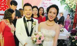 Hé lộ hình ảnh đám cưới của ca sĩ Khắc Việt và vợ xinh đẹp
