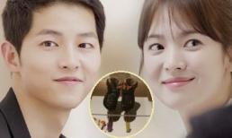 Món đồ suýt khiến Song Joong Ki không thể cưới Song Hye Kyo được trưng bày tại bảo tàng