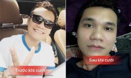 Đám cưới chưa lâu, Khắc Việt đã than thở vì bị 'vợ dùng như phá'