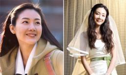 Sao 'Bản tình ca mùa đông' Choi Ji Woo bí mật lấy chồng ở tuổi 42